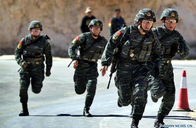 China set to deploy 5000 Elite Troops in Syria — Indian ...