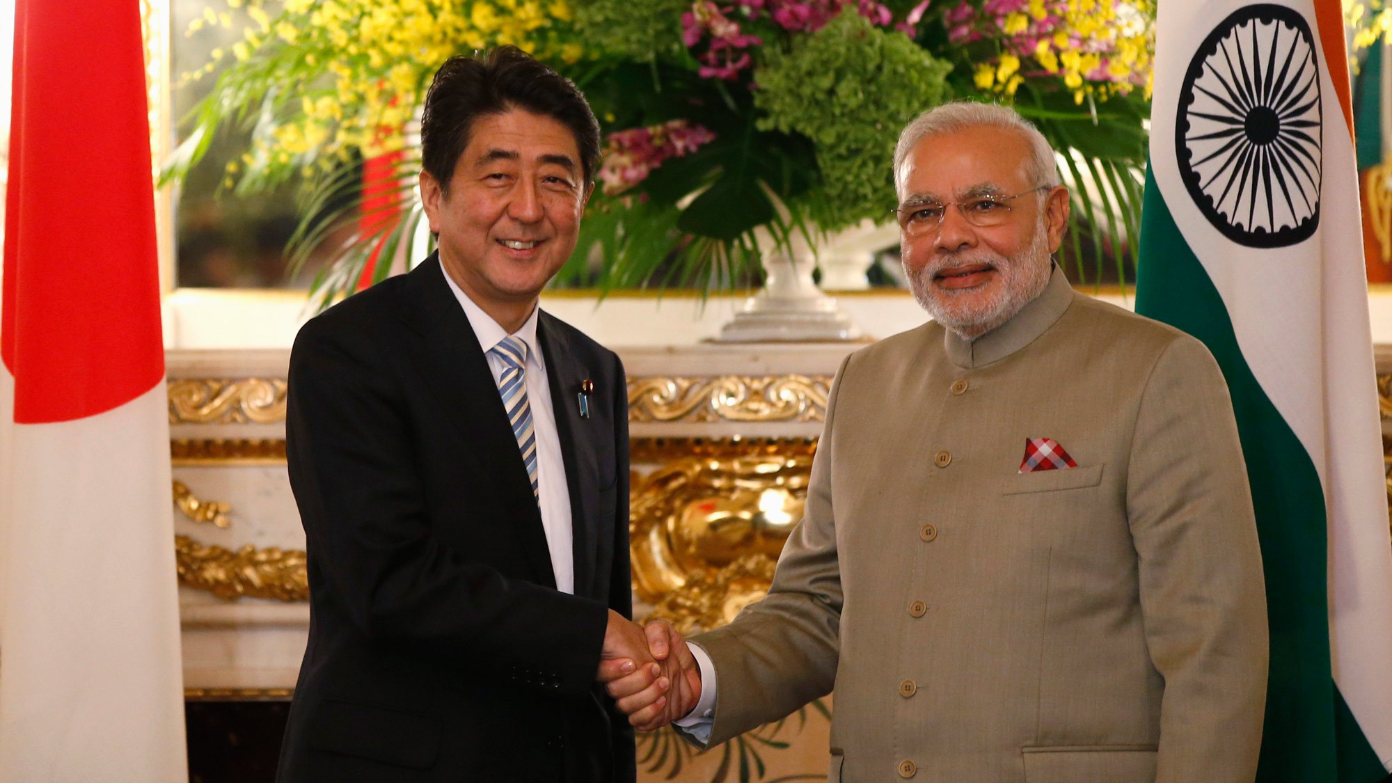 Image result for Condemning  India, Japan
